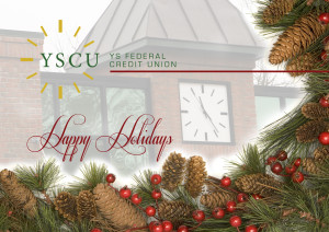 YSCU Holiday Card
