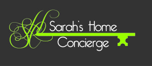 Sarah's Home Concierge Logo